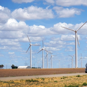 Texas Wind Projects