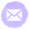 Lilac watercolor email social media icons.png