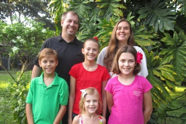 Missionaries: <br /> Sarah & Ryan Schmitz