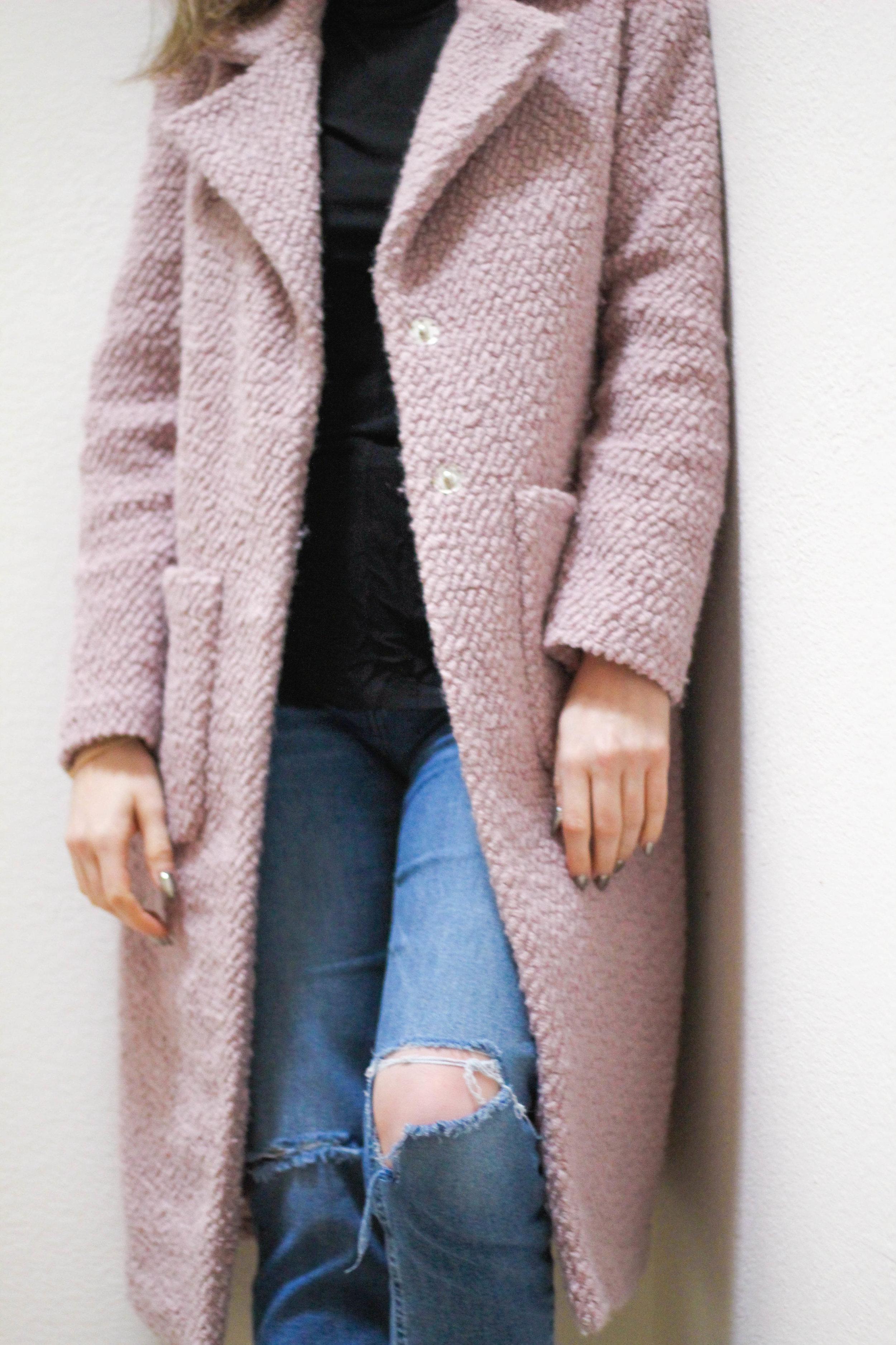 Coat 1:   Asos //  Coat 2:   Asos //  Coat 3:   New Look