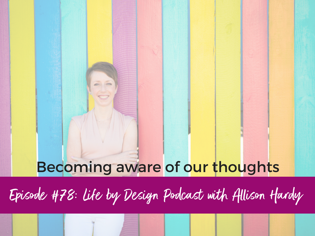 Blog - Becoming aware of our thoughts.png