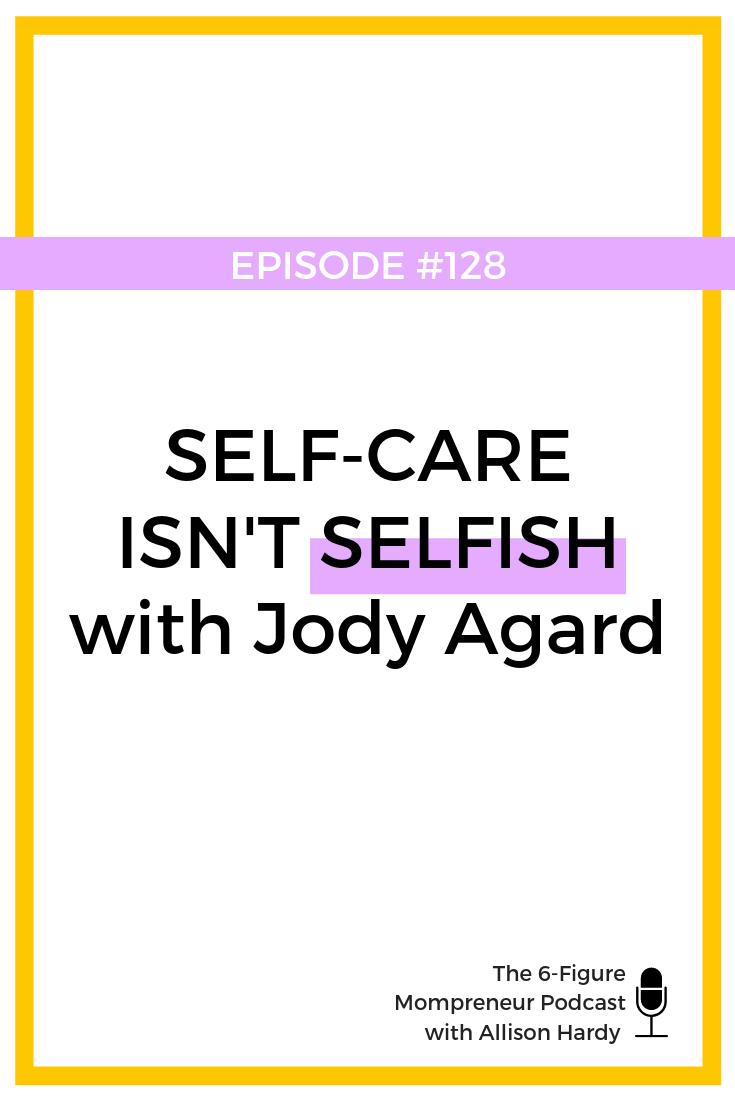 Self-care isn't selfish - Pinterest 1.png