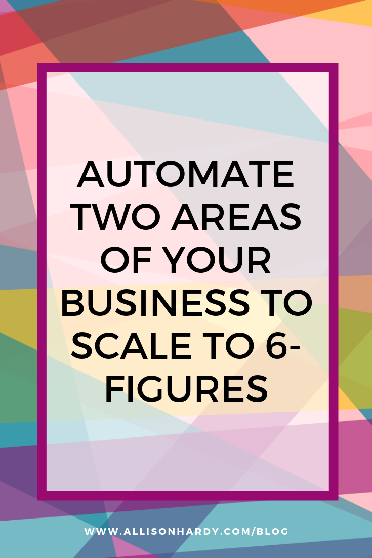 AUTOMATE TWO AREAS OF YOUR BUSINESS TO SCALE TO 6-FIGURES - Pinterest 1.png