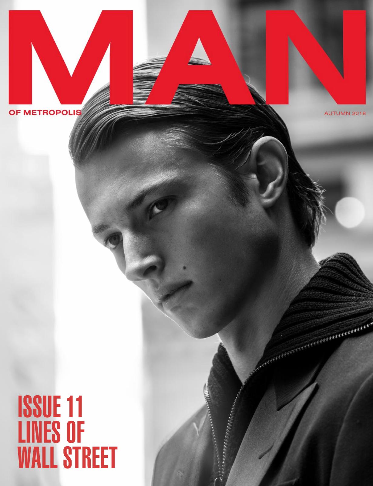 Man of Metropolis Magazine issue 11.png