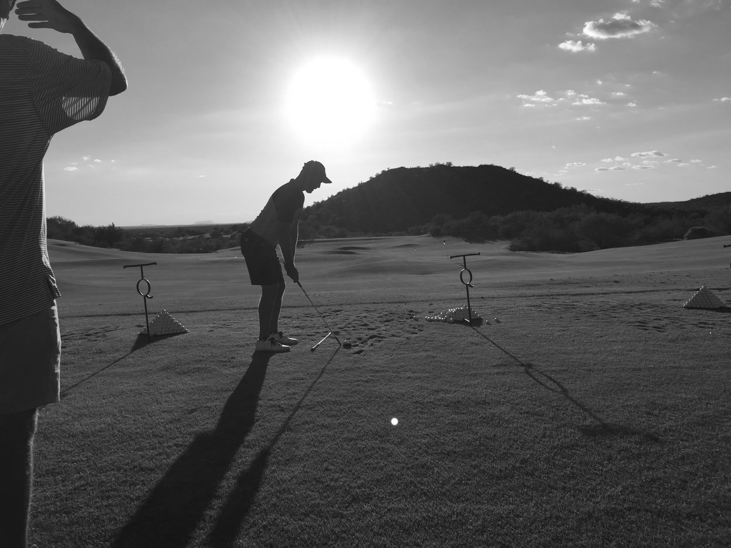 BraceUnder golf