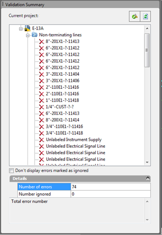 How Easy is it to Manage the Data? - One of the most significant advantages of a native, AutoCAD®-based intelligent P&ID system are inherent data quality improvements. For example, there are configurable data validation checks that are automated within the AutoCAD® P&ID environment. These built-in validation tools can detect missing information within the intelligent P&ID data, such as discrepancies for equipment specifications, duplicate references, etc.With an intelligent P&ID foundation built to reference process equipment data, there are numerous possibilities to achieve productivity improvements, which ultimately reduce operating costs. Furthermore, these automation tools enhance data quality and mitigate the biggest challenge in QA/QC processes: human error. Such a foundation forms the basis for sustainable operational and cost benefits based on