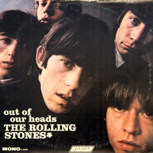 Out of Our Heads by the Rolling Stones (1965)