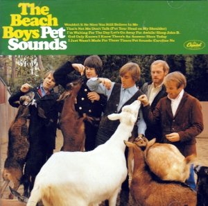 Pet Sounds by the Beach Boys (1966)