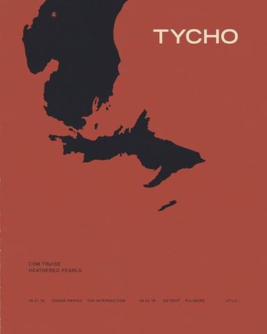 """""""Michigan - Limited Edition Poster"""""""
