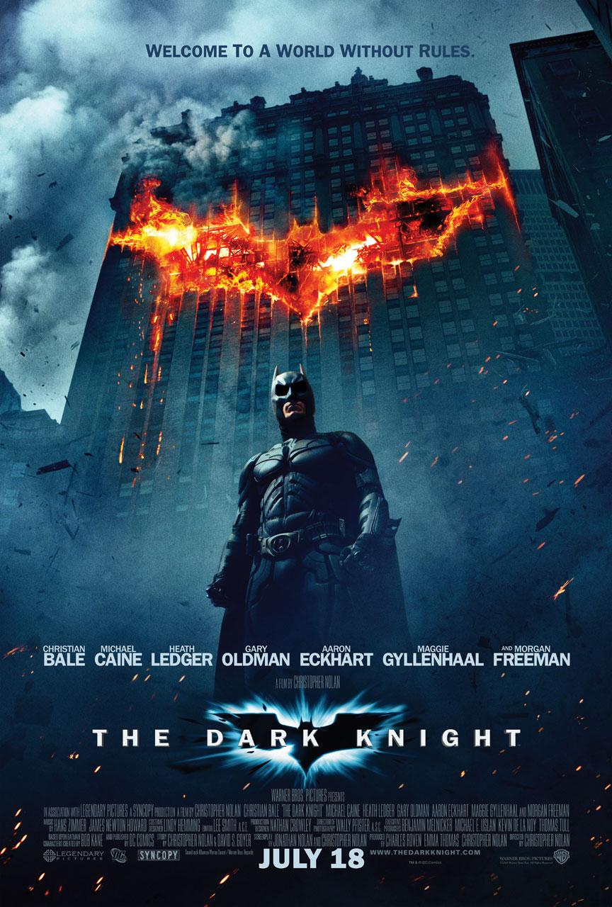 The Dark Knight -- Christopher Nolan