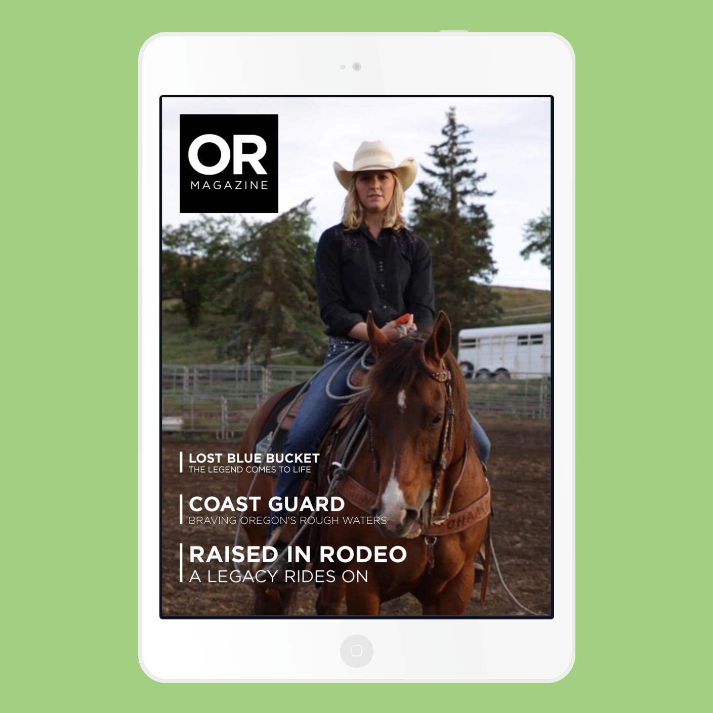 OR Magazine - Creative Direction