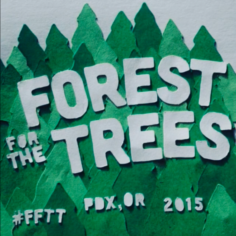 Forest For The Trees Stop Motion