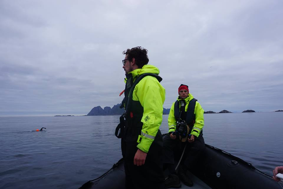 Pod on the lookout for Orca Pods