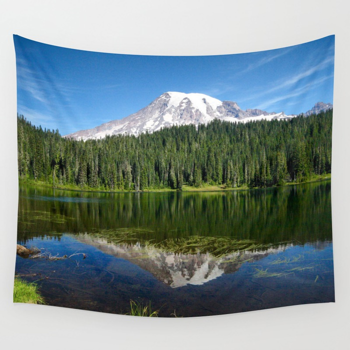 Reflection Lake Tapestry