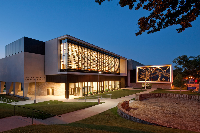 Miller nichols Library - University of Missouri-Kansas City