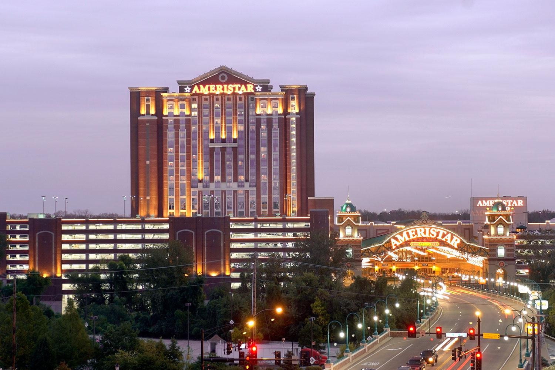 Ameristar St. Charles Hotel