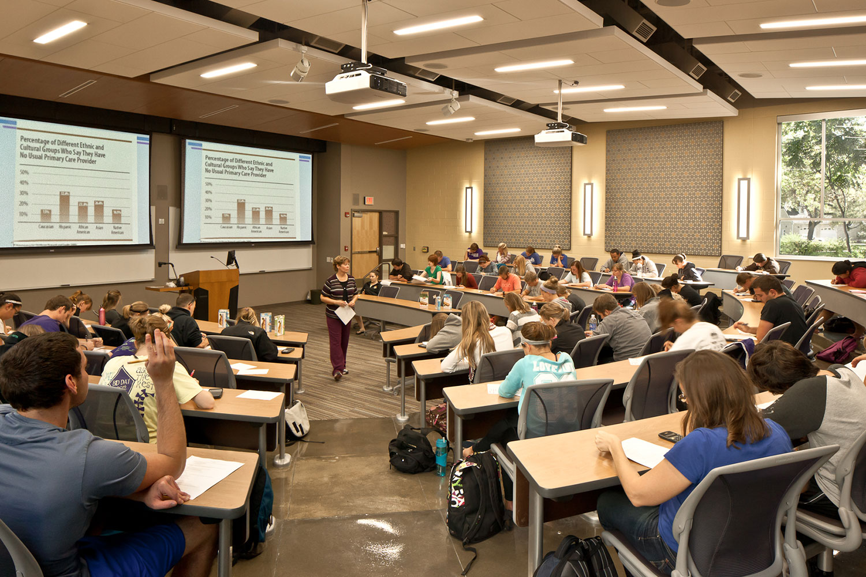 Justin Hall Addition & Renovation - Kansas State Univerisity