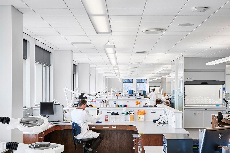 Forensic Science Center Kansas Bureau of Investigation