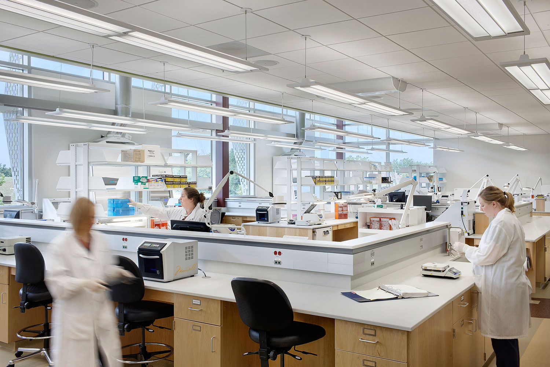 Johnson County Criminalistics Laboratory