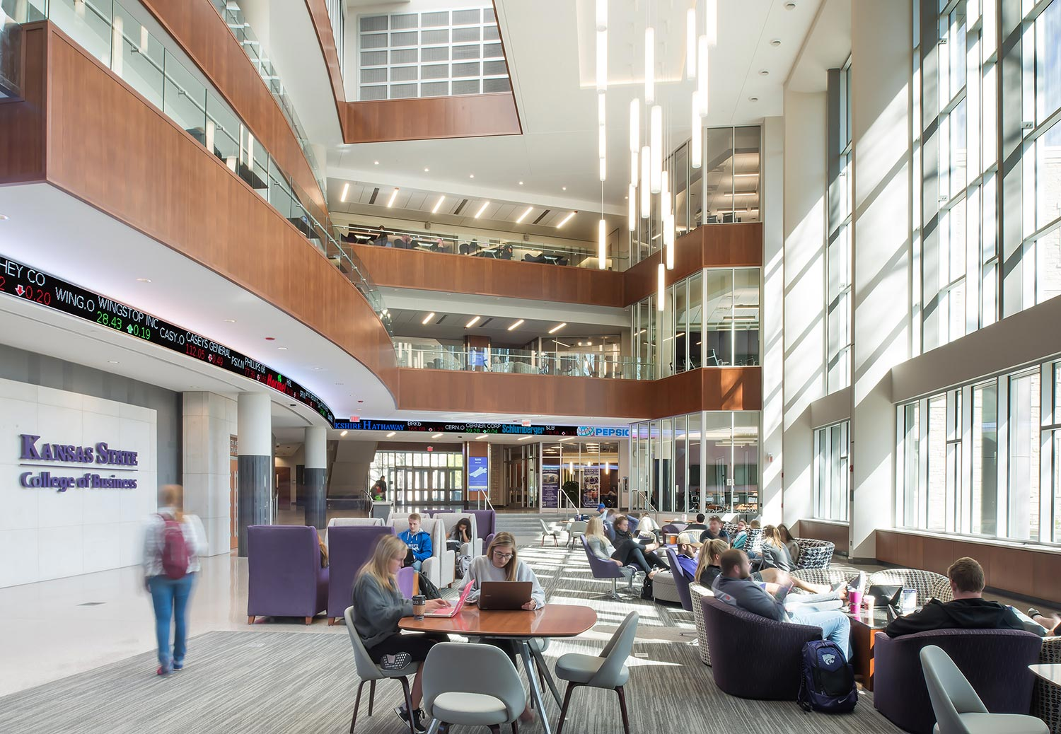 College of Business Administration Kansas State University