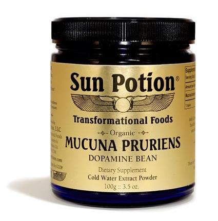 Sun Potion Macuna Pruriens
