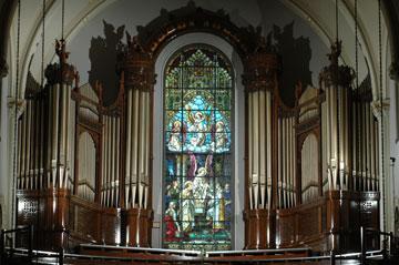 St. Joseph's Convent Chapel Casavant Organ