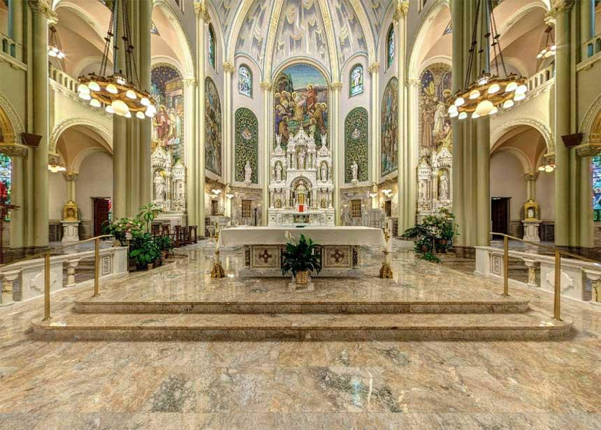 St. Joseph's Convent Chapel