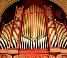 St. Paul's Episcopal Church Schantz Organ