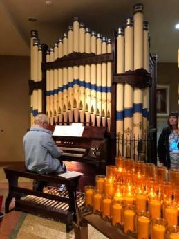 Basilica of St. Josaphat Kimball Organ