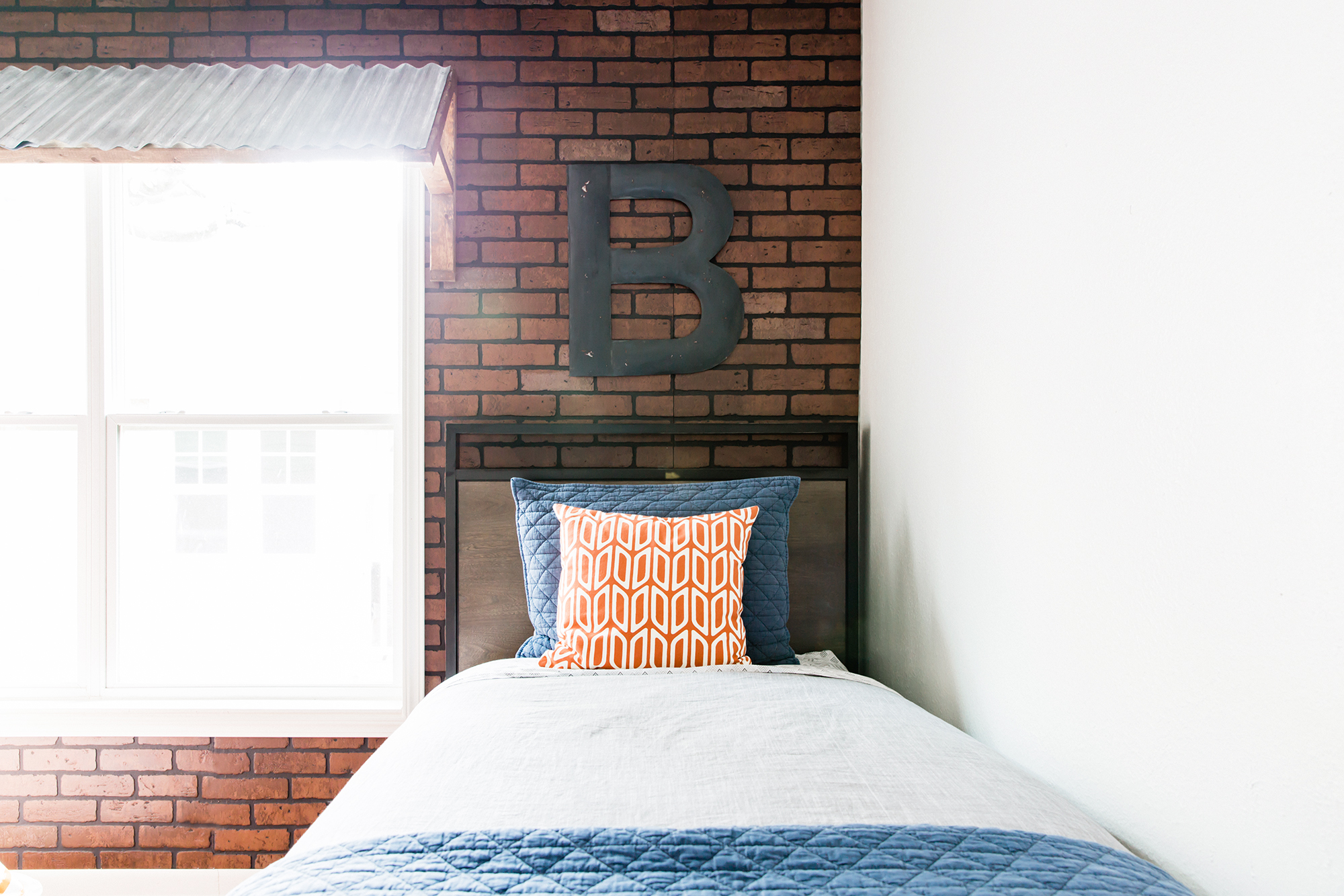 B is for Boys Room