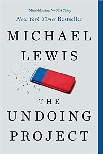 The Undoing Project Kahneman Tversky