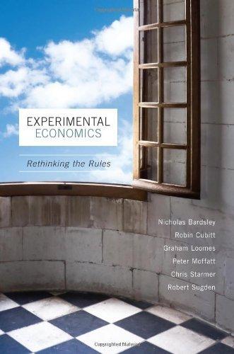Experimental Economics