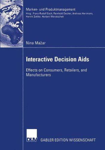 Interactive Decision Aids Mazar
