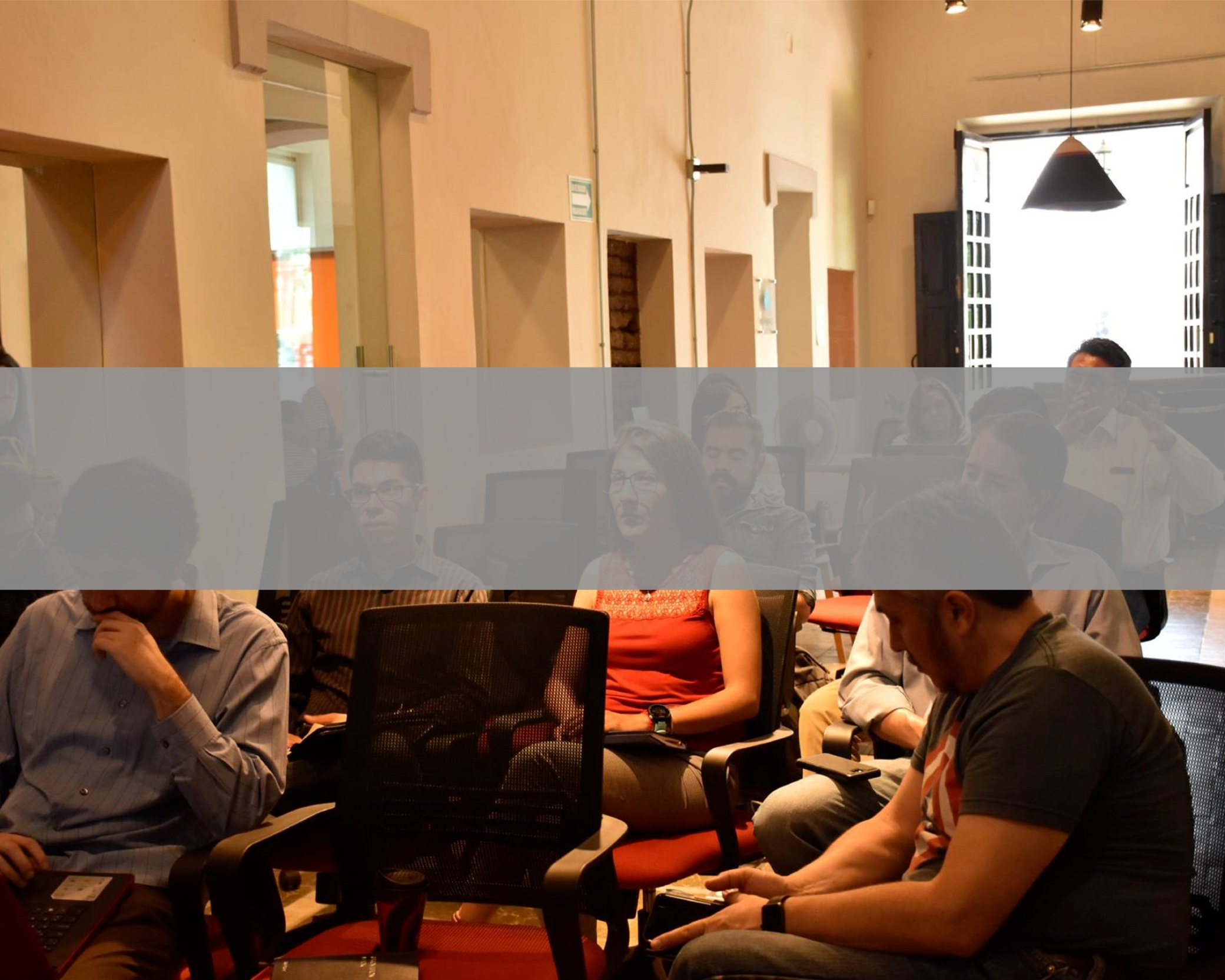 Más de 50 talleres con grupos -