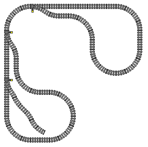 Track Planning For Lego Trains Part 1 The Basics Monty S Trains