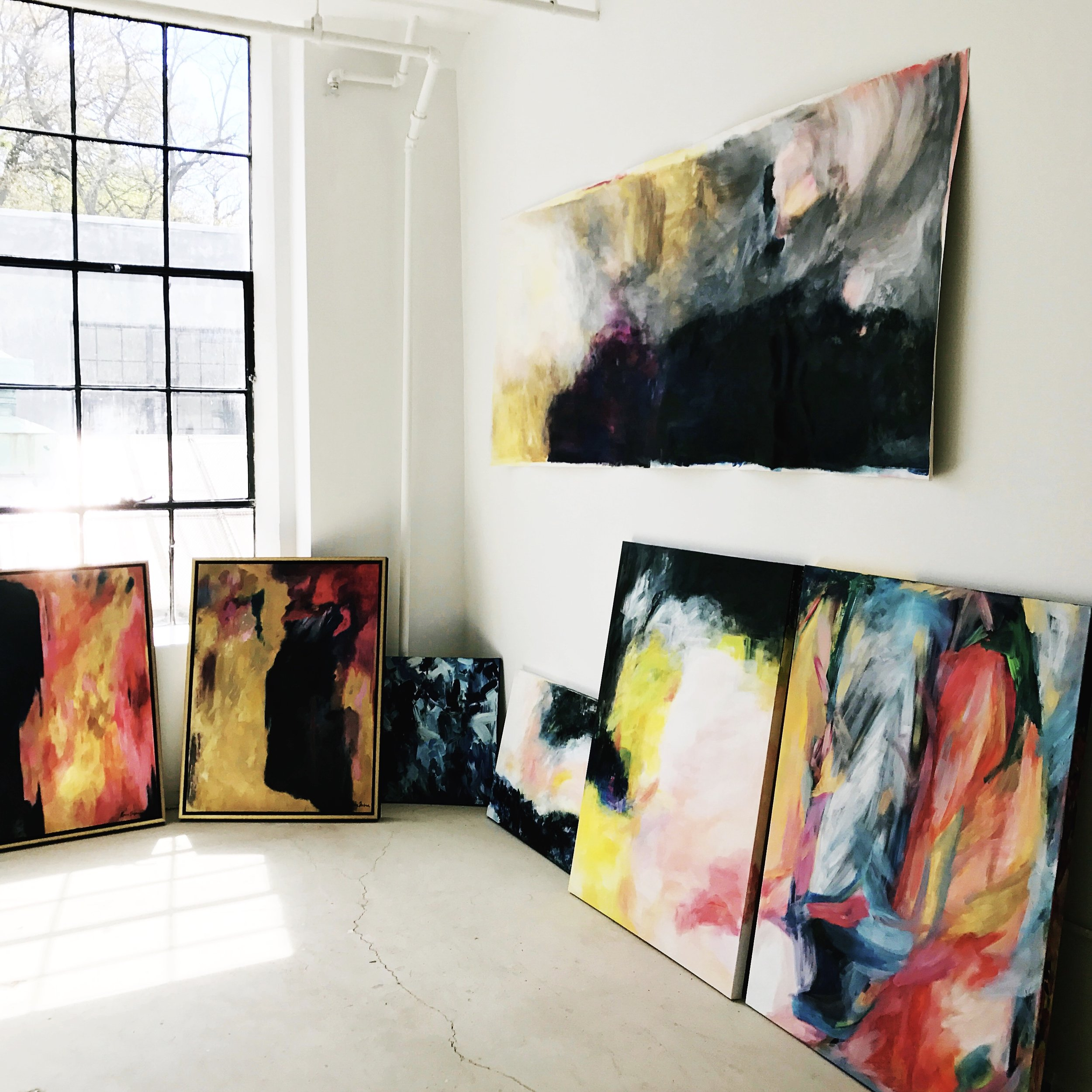 Monica Shulman Studio   Discover Original Paintings