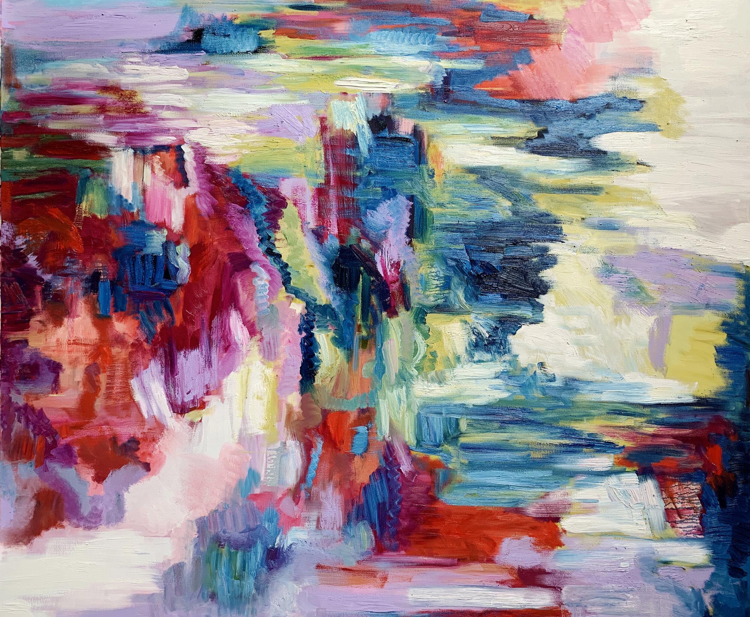 Monica Shulman Studio  Explore Monica's Colorful World   Discover Now
