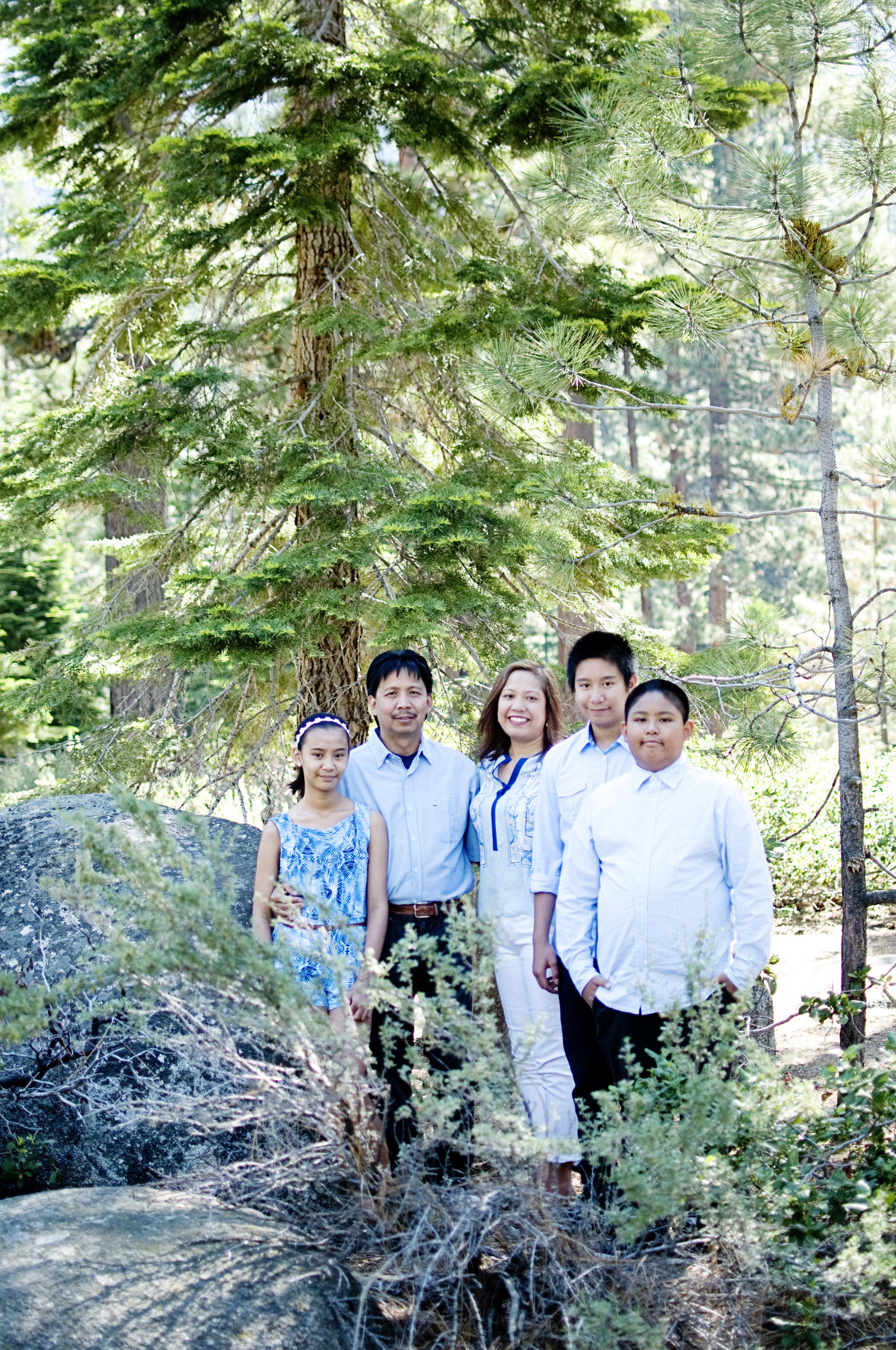 Sinang Family