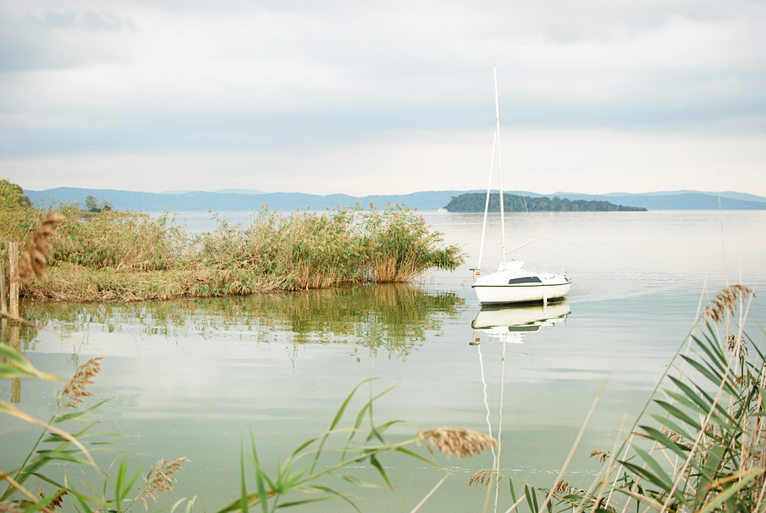 Lago Trasimeno, Italy