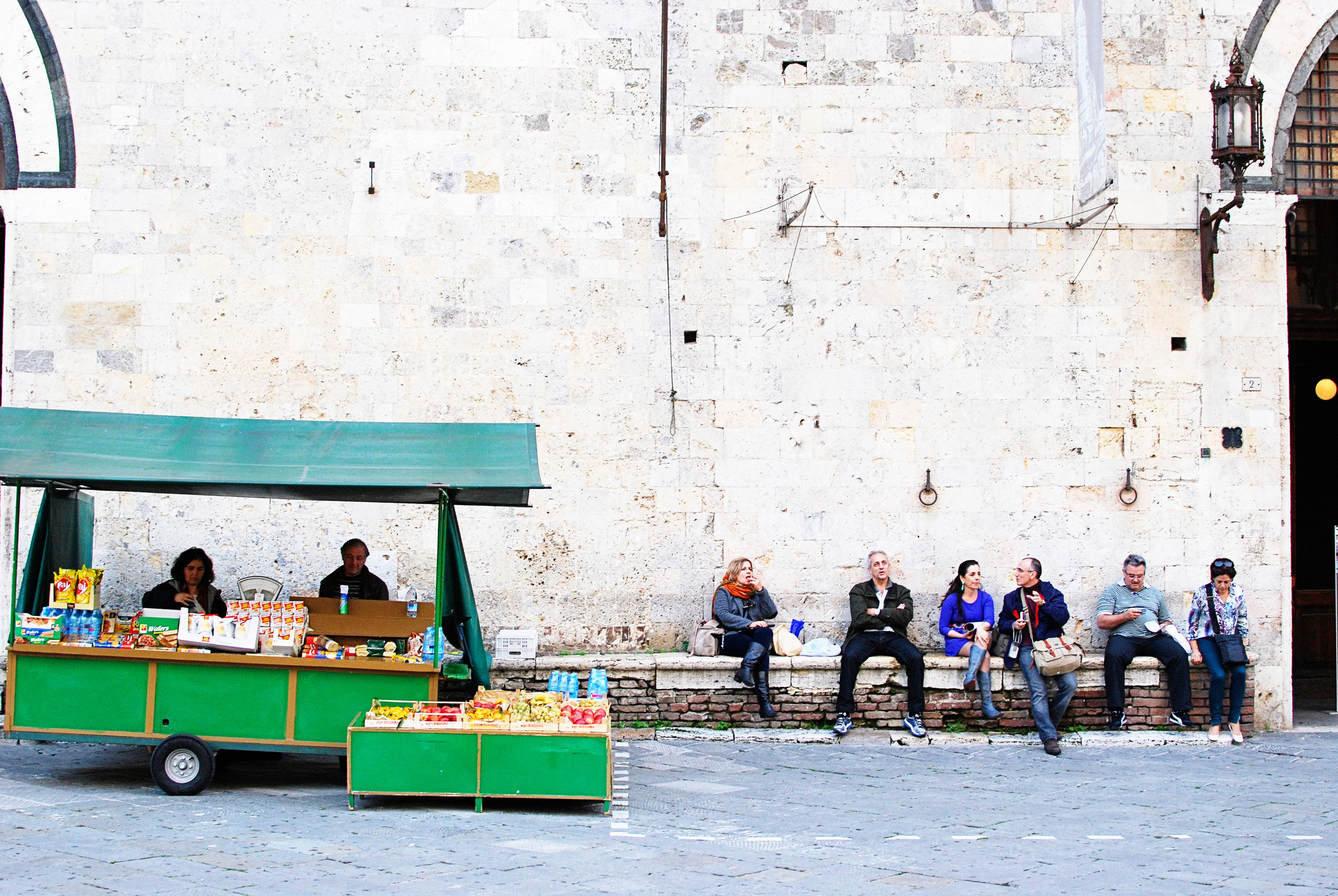 """Siesta"" - Siena, Italy"