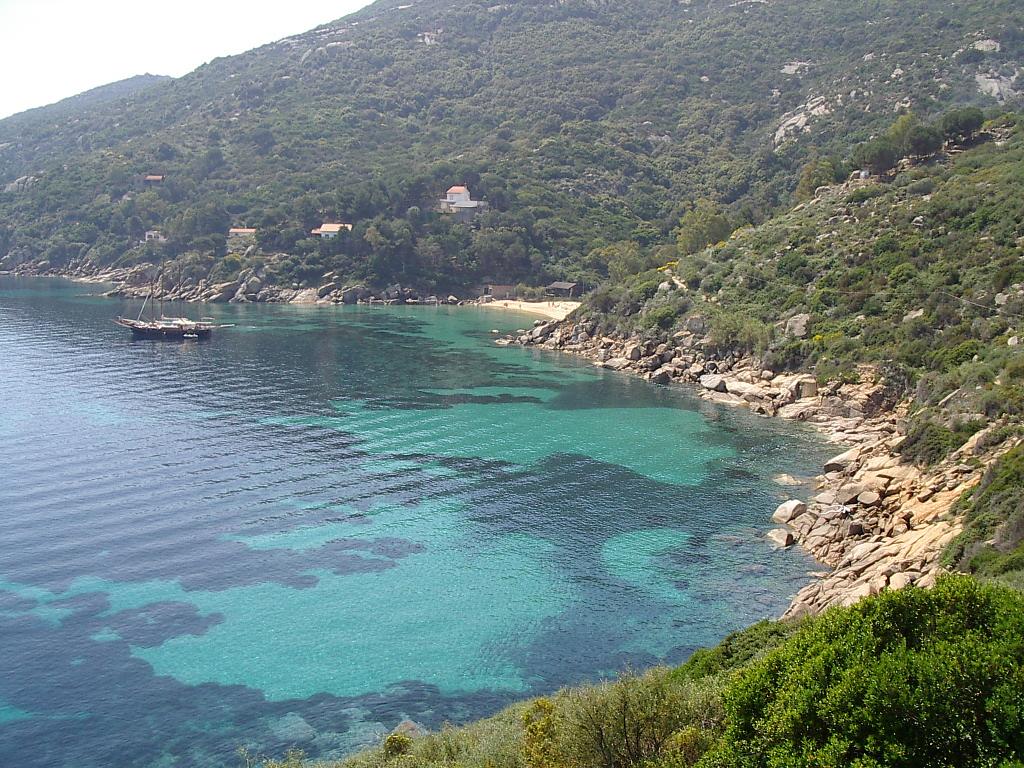 Isola Giglio, Italy
