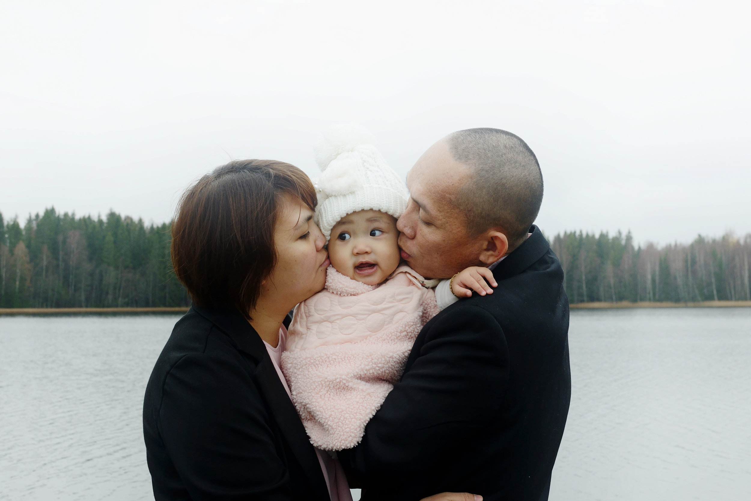 Lee Family, Norway