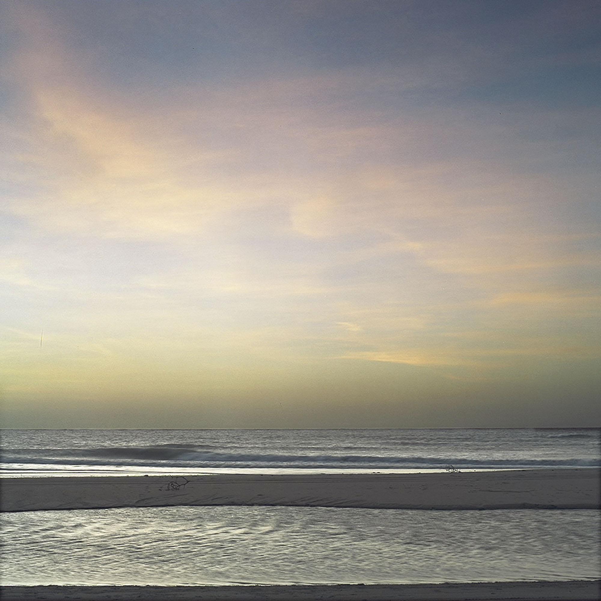 "Late Tide, 30"" x 30"", 2007"