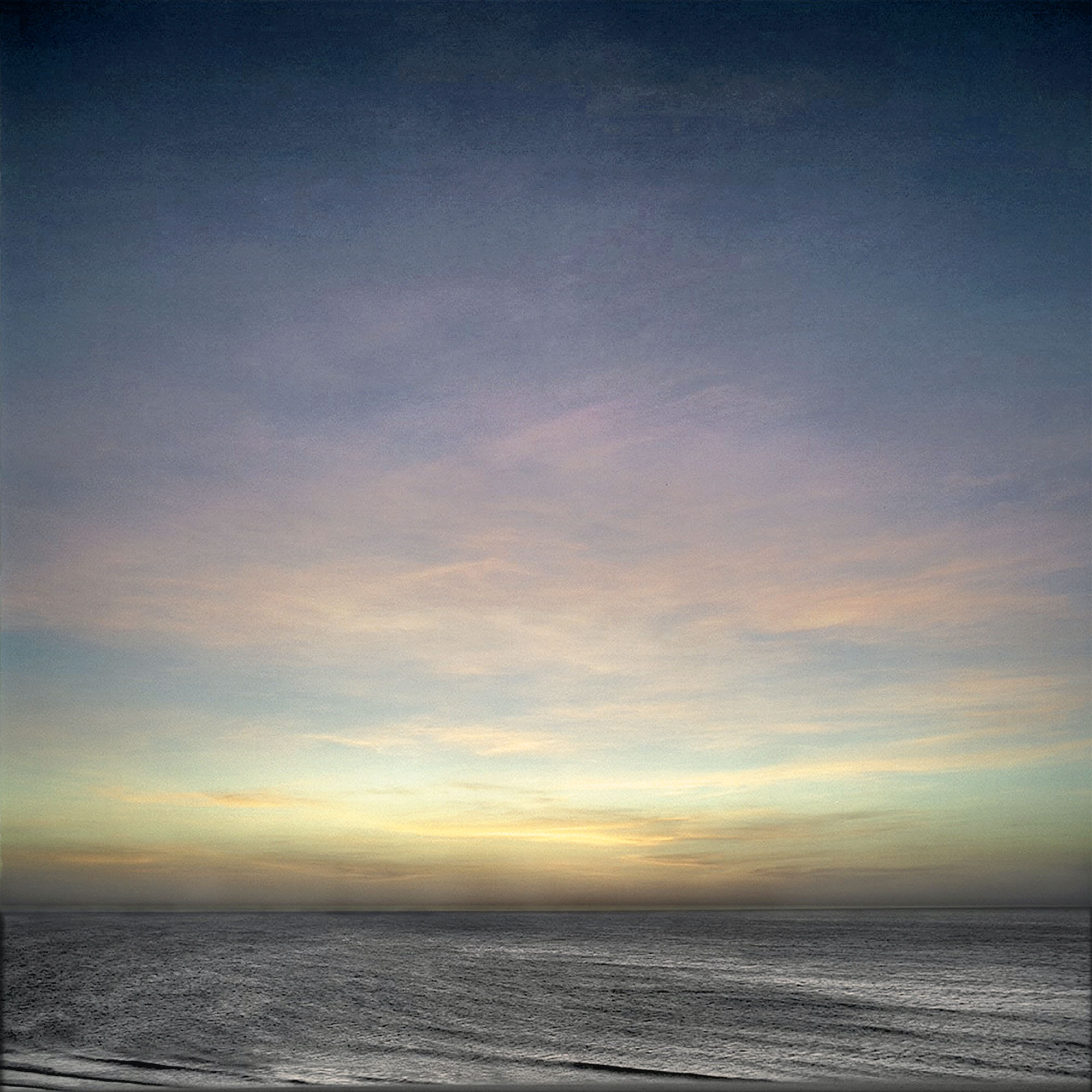 """After Glow, 30"""" x 30"""", 2006"""