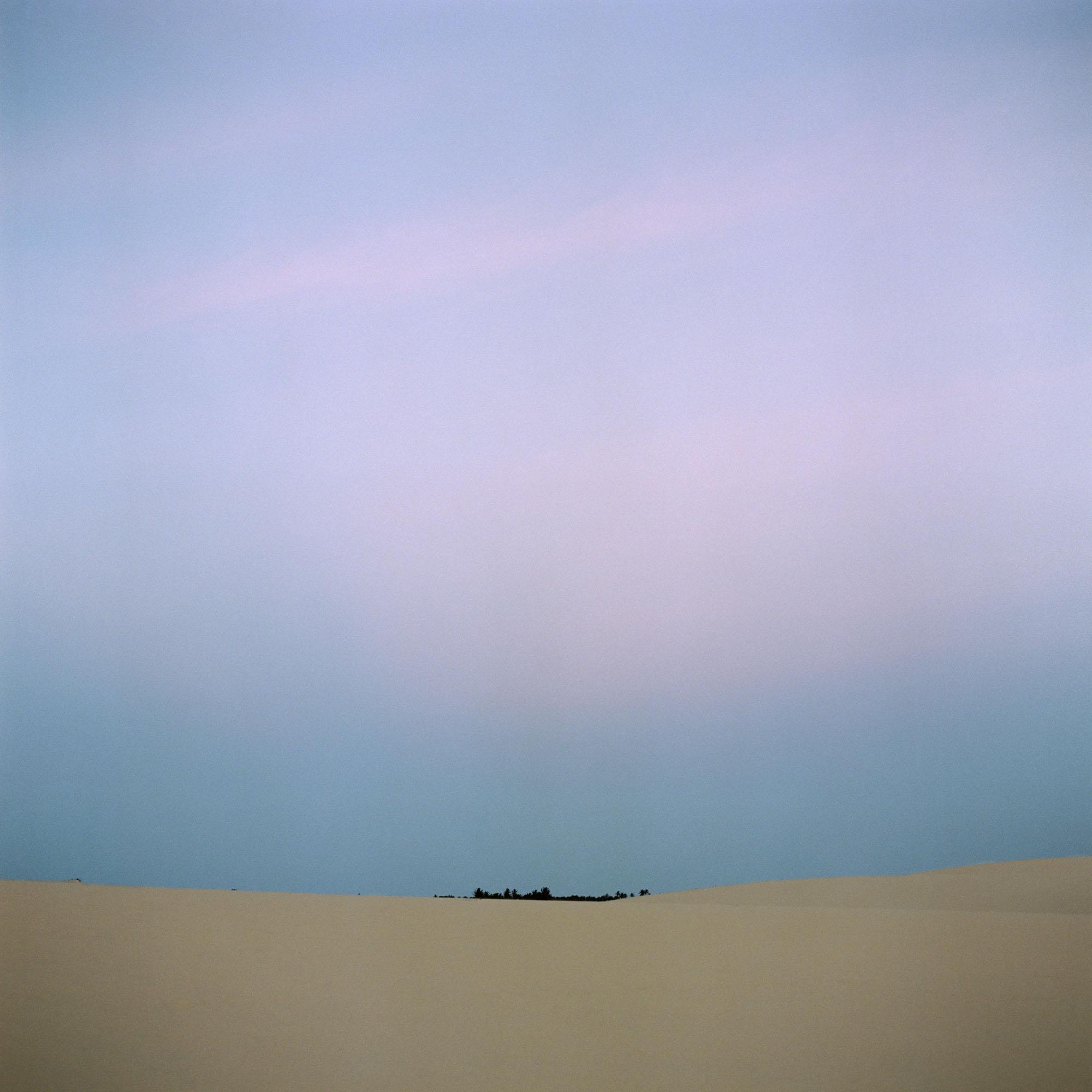"""Dream Dune,  30"""" x 30"""", 2005"""