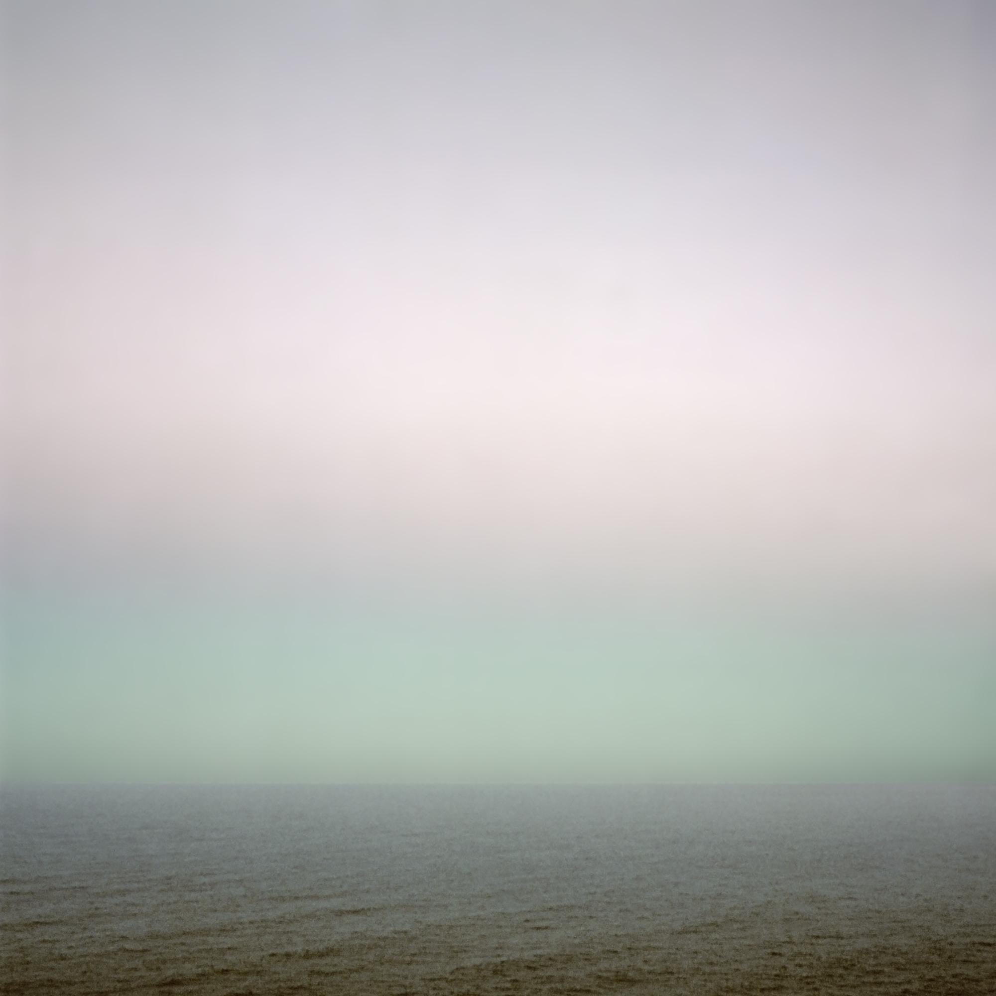 """Baja Dusk III, 30"""" x 30"""", 2007"""