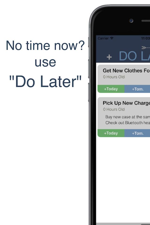Do.List - Do Later