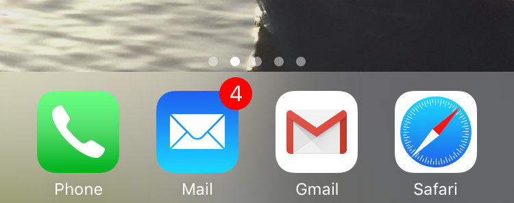 I use the default app for work and Gmail for my personal Gmail account