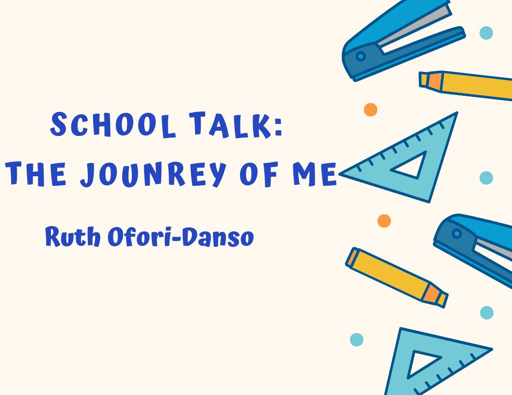School Talk - 22/05/19