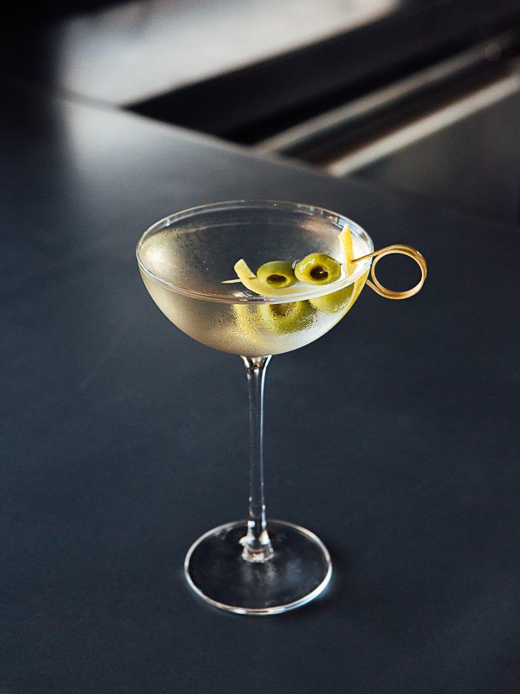 Gin Bar (East Austin, TX)